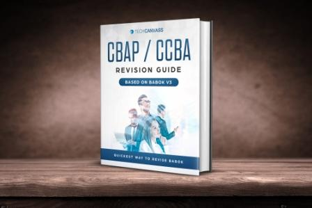CBAP Study guide