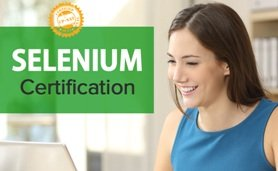 Selenium certification course