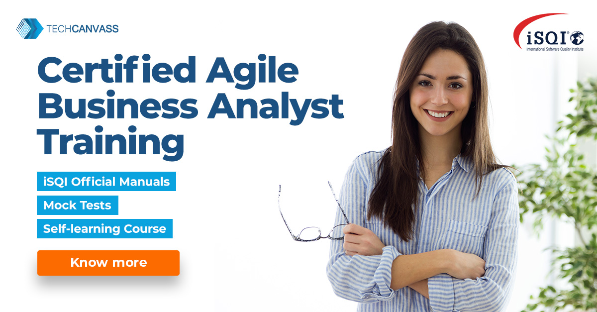 Certified Agile Business Analyst Training | CABA Certification
