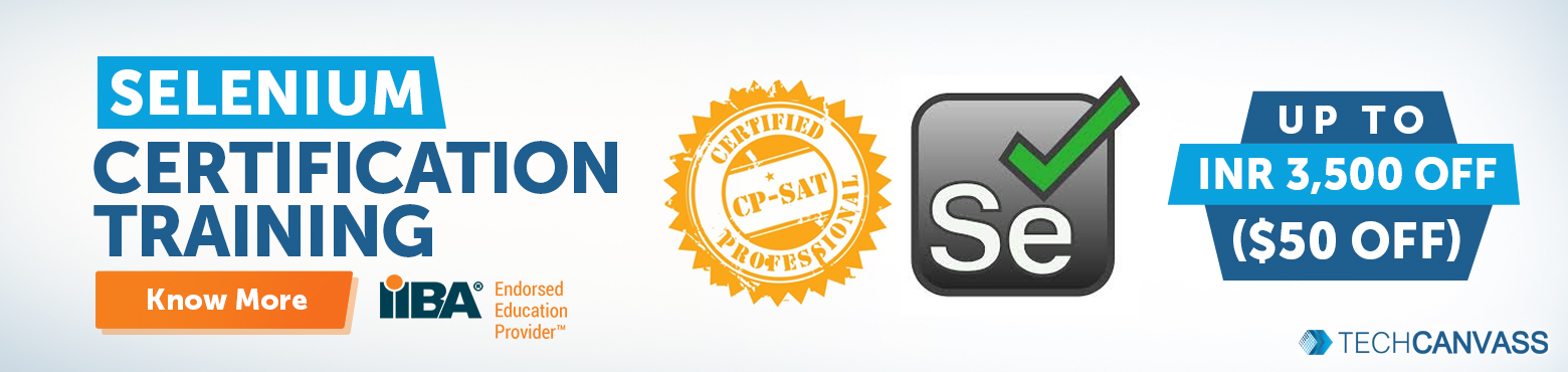 Automation Testing Courses   Automation Testing Certification