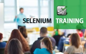 Selenium 3.0 training course