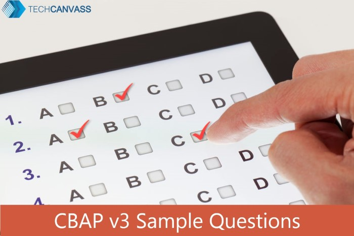 How did I crack my CBAP certification exam?