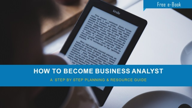 Become a business analyst