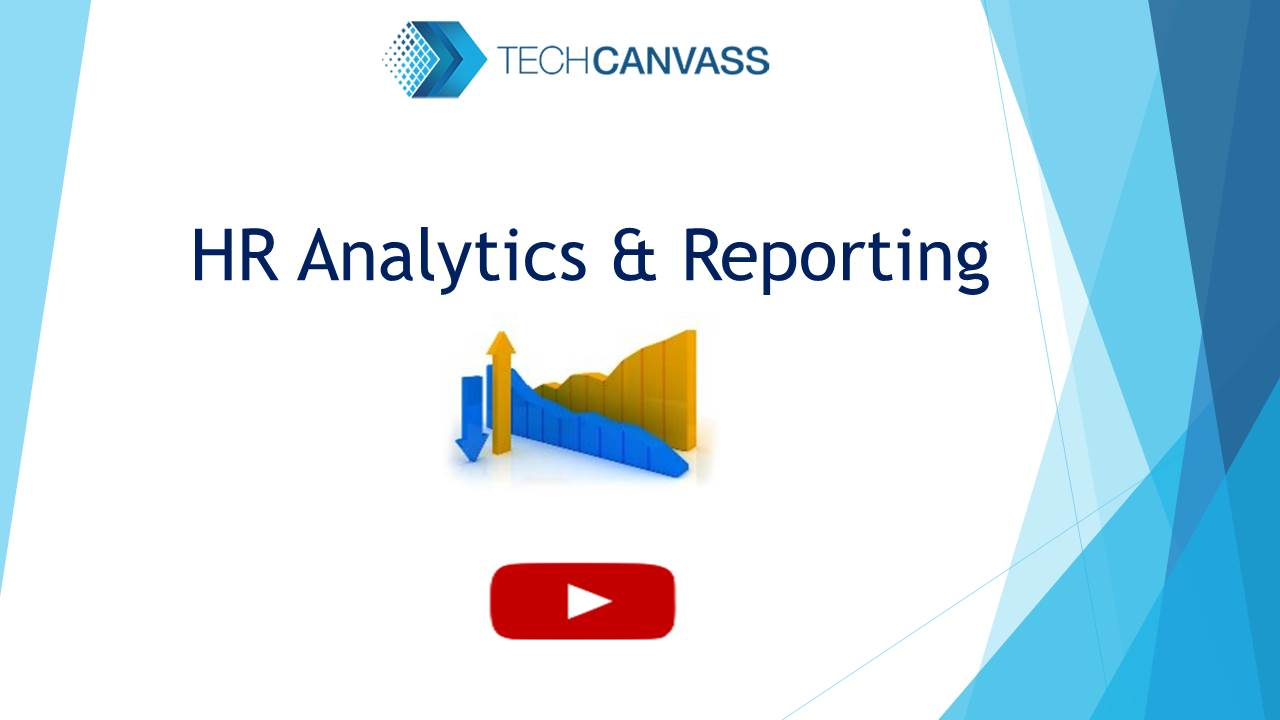 HR Analytics - Recording of Webinar
